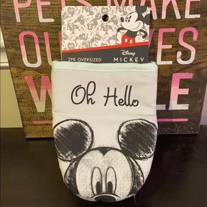 Disney Mickey Mouse Mini Oven Mitts